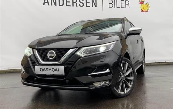Nissan Qashqai 1,3 Dig-T Tekna+  5d 6g