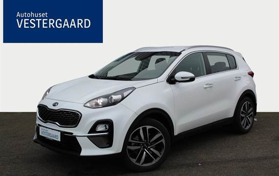 Kia Sportage 1,6 CRDI Collection pakke 1+2 DCT  5d 7g Aut.