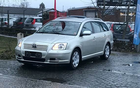Toyota Avensis Sol stc. aut. 2,4