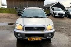 Hyundai Santa Fe GL 2,0