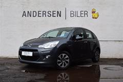 Citroën C3 VTi Seduction ETG  5d Aut. 1,2