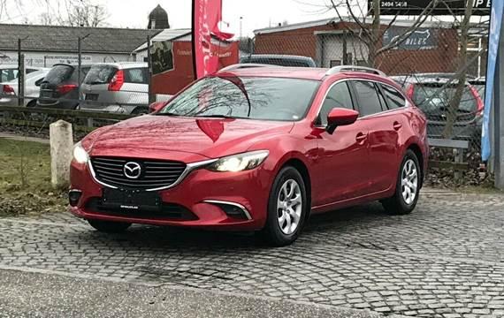 Mazda 6 Sky-G 165 Vision stc. 2,0