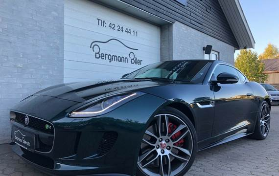 Jaguar F-Type S/C R Coupé aut. 5,0