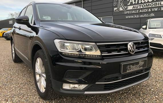 VW Tiguan TDi 150 Highline DSG 4M 2,0
