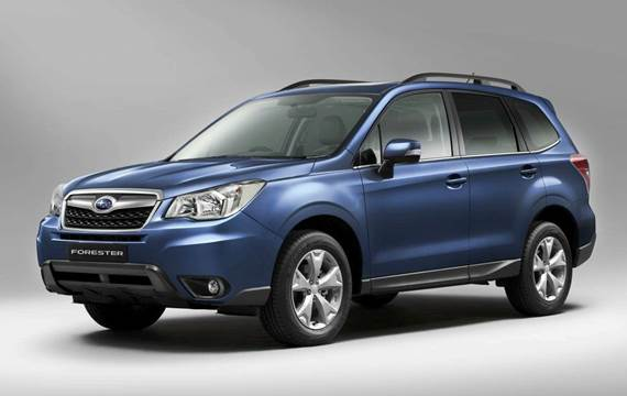 Subaru Forester 2,0 D XS AWD