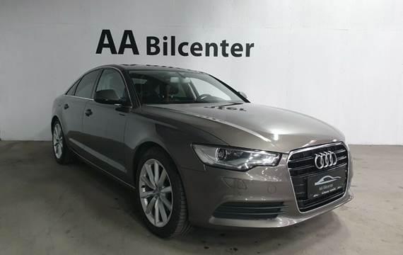 Audi A6 TDi 204 Multitr. 3,0