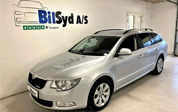 Skoda Superb TDi 105 Active Combi GreenLine 1,6