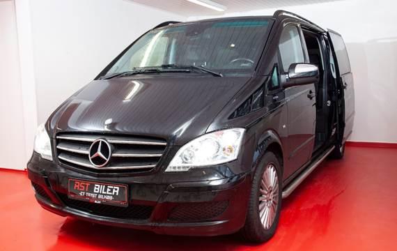 Mercedes Viano CDi Trend aut. lang 3,0