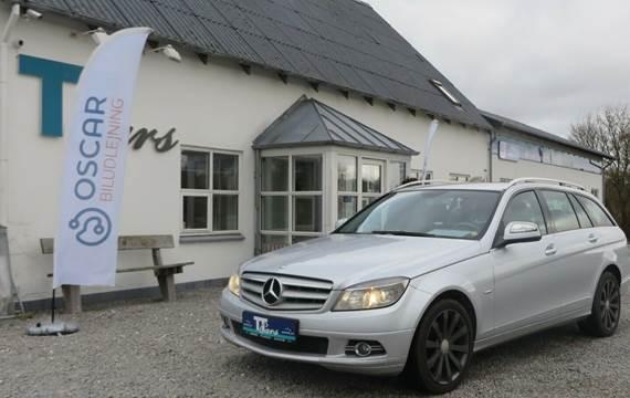 Mercedes C220 CDi Avantgarde stc. aut. 2,2