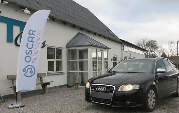 Audi A4 T 163 S-line Avant 1,8