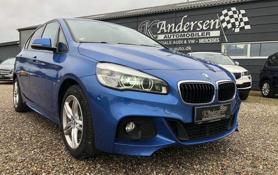 BMW 220d Active Tourer xDrive aut. 2,0