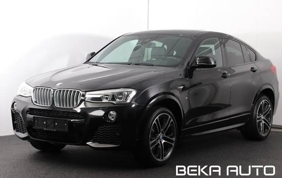 BMW X4 xDrive30d M-Sport aut. 3,0