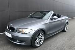 BMW 118i Cabriolet 2,0