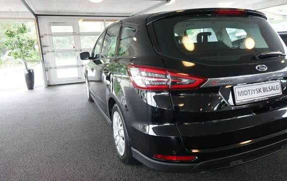 Ford S-MAX 2,0 TDCi 150 Business aut. 7prs