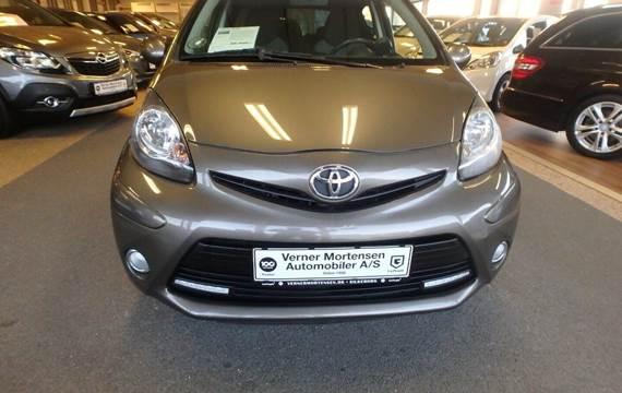 Toyota Aygo VVT-i T3 1,0