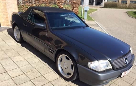 Mercedes SL600 6,0