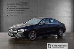 Mercedes CLA200 Business 7G-DCT  4d 7g Aut. 1,3
