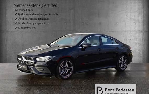 Mercedes CLA200 1,3 Business 7G-DCT  4d 7g Aut.