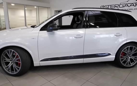 Audi SQ7 4,0 TDi 435 quattro Tiptr. 7prs