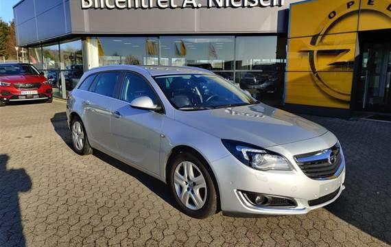 Opel Insignia Sports Tourer  Ecoflex CDTI Edition Start/Stop  Stc 6g 1,6