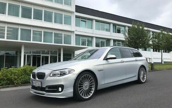 BMW 535d 3,0 Touring aut.