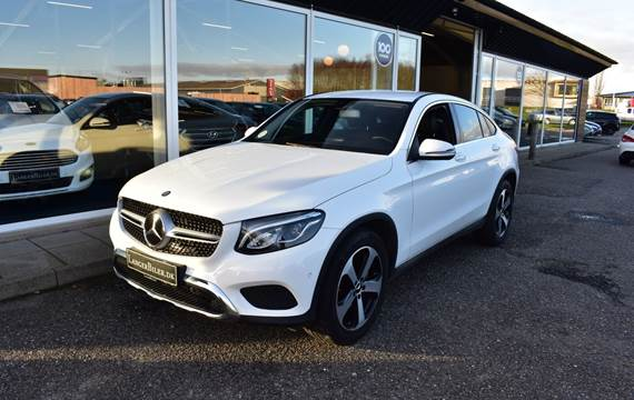 Mercedes GLC250 Coupé aut. 4-M 2,0