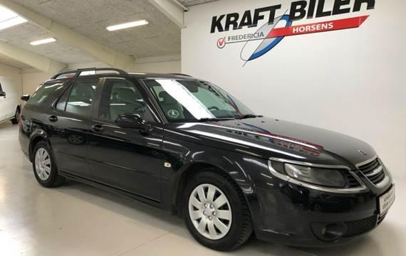 Saab 9-5 2,0 t Linear SportCombi Hirsch aut