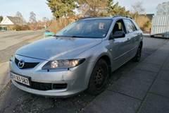 Mazda 6 2,0 DE 143 Touring stc.