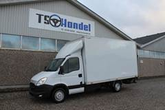 Iveco Daily 35S17 Alukasse m/lift 3,0