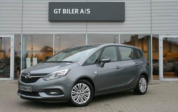 Opel Zafira Tourer 1,4 T 140 Family