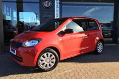 Skoda Citigo 1,0 MPI Active  3d