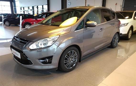 Ford C-MAX 1,6 TDCi Titanium  6g