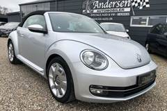 VW The Beetle TSi 105 Design Cabriolet BMT 1,2