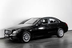 Mercedes C200 aut. 2,0