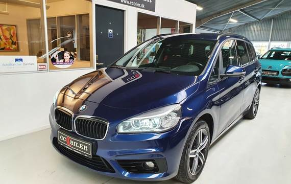 BMW 220d 2,0 Gran Tourer Advantage xDrive
