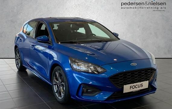 Ford Focus EcoBoost ST-Line 1,0