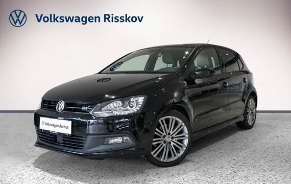 VW Polo TSi 150 BlueGT DSG 1,4