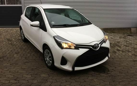 Toyota Yaris 1,3 VVT-i T2 Style