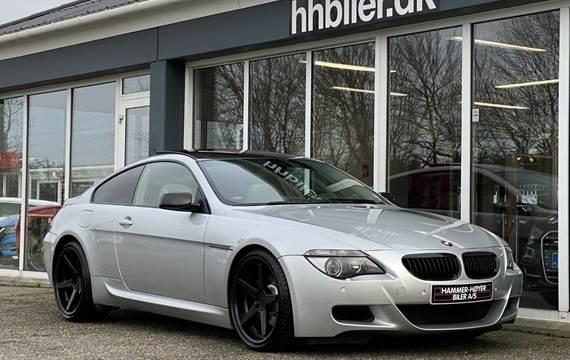 BMW 645Ci Coupé Steptr. 4,4
