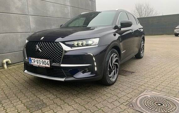 DS DS 7 CrossBack 1,6 E-Tense Elegance EAT8 AWD