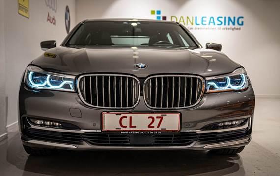 BMW 740Li 3,0 aut.