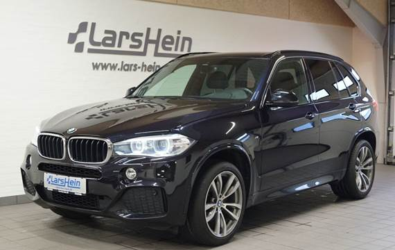 BMW X5 xDrive30d M-Sport aut. 3,0