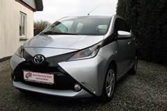 Toyota Aygo VVT-I X-Play + Touch  5d 1,0