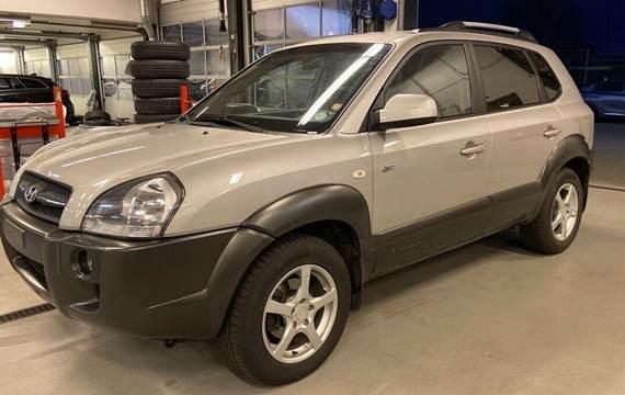 Hyundai Tucson 2,0 CRDi GLS 4WD