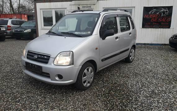 Suzuki Wagon R+ DDiS