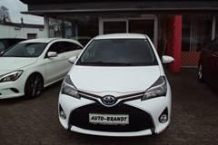 Toyota Yaris Hybrid H2 Style CVT 1,5