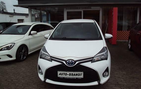 Toyota Yaris 1,5 Hybrid H2 Style CVT