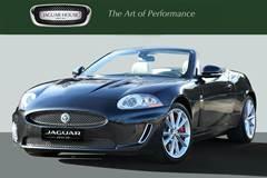 Jaguar XKR 5,0 S/C Convertible aut.