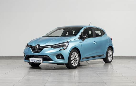Renault Clio TCE Intens  5d 1,0