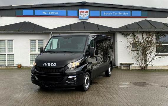 Iveco Daily 3,0 35S21 9m³ Van AG8
